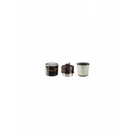 Filter service kit suitable for CAT 3018C