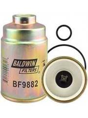 Baldwin BF9882, Fuel/Water...