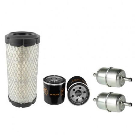 KUBOTA GR1600 Filter Service Kit w/Kubota Eng. Air, Oil, Fuel Filters