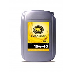 20L 15w-40 E9 Engine Oil
