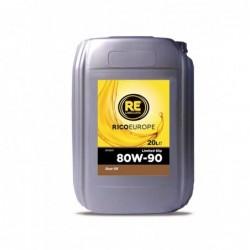 20L Limited Slip 80W-90...