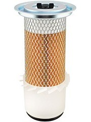 Baldwin PA3820-FN, Air Filter Element with Fins and Lid