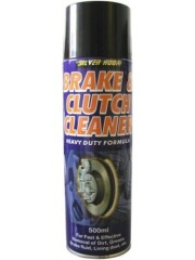 BRAKE/CLUTCH CLEANER 500ML