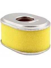 RICO RA2042, Oval Air Filter Element with Foam Wrap