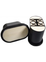 RICO RA2049, Channel Flow Air Filter