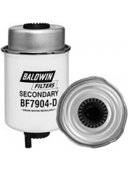 Baldwin BF7904-D, Secondary Fuel/Water Separator Element with Drain