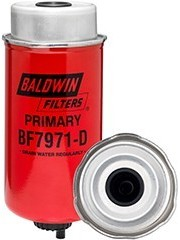 Baldwin BF7971-D, Primary Fuel Filter Element with Drain