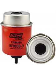 Baldwin BF9830-D, Fuel/Water Coalescer with Drian