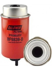 Baldwin BF9839-D, Primary Fuel Filter Element with Drain