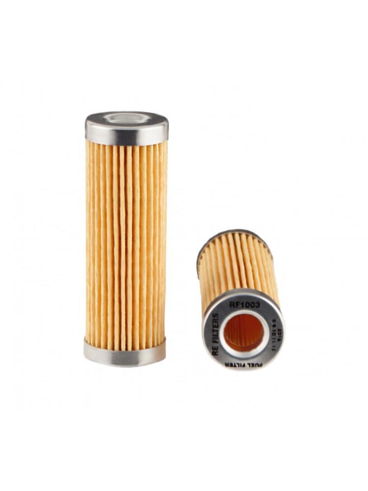 6dfaf6764b RICO RF1003 Fuel Filter Element