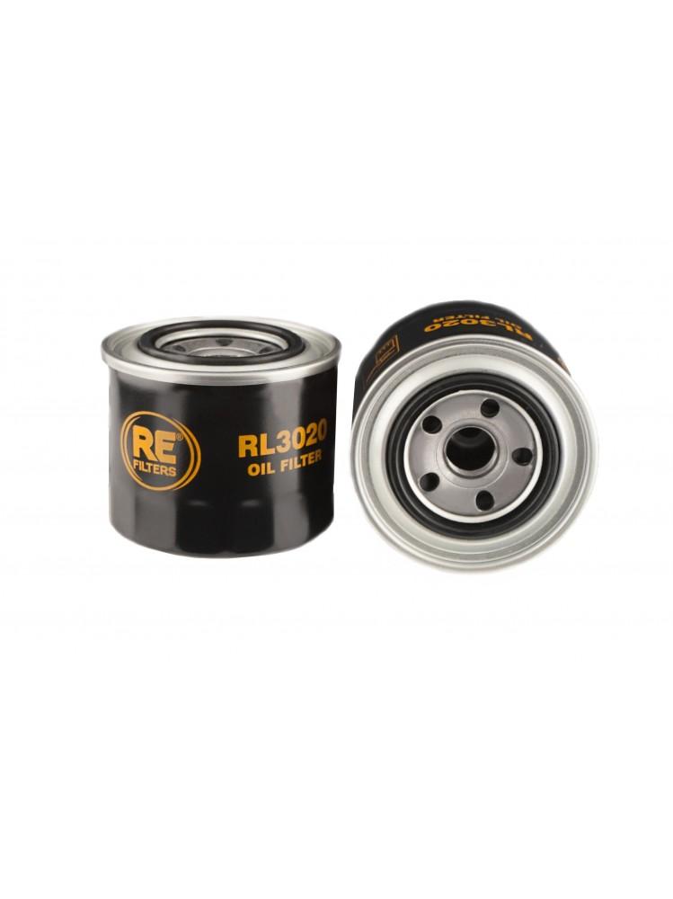 rl3020 oil filter spin-on