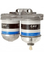 Double Fuel Filter Assembly CAV