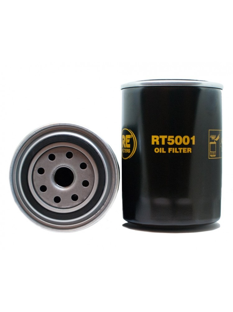 RICO RT5001 Oil Filter Spin-On