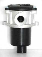 MPF100-1-AG2-XXBT Hydraulic return flow filter housing