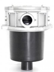 MPF400-1-AG1-XXBT Hydraulic return flow filter housing