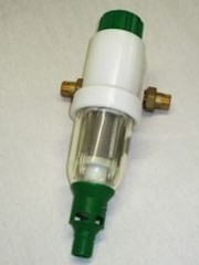 WF/EKOMATIC-1'' Water filter housing
