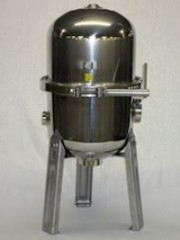 WF 18-10-7X-G5/304 Water filter housing