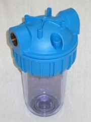 WF 1-7-XX-G3 Water filter housing