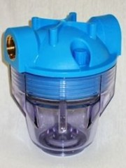 WF 2-4-XX-G3 Water filter housing