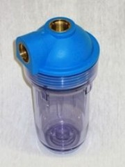 WF 4-5-XX-G1 Water filter housing