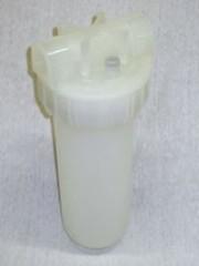 WF/PP 1-10-XX-G3 Water filter housing