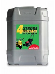 FOUR STROKE OIL SAE30 25L