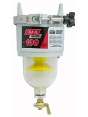 100 Series Diesel Fuel Filter/Water Separators