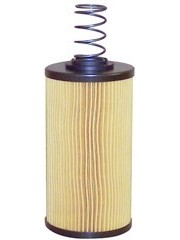 Hydraulic Filters with Spring