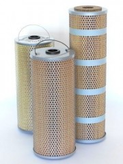 EDM Filter with perforated metal outer lining