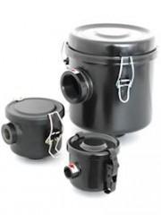 Air Filter Housings for Vacuum Pumps