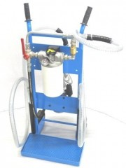 FA 015-BYPASS - Mobile Filter System