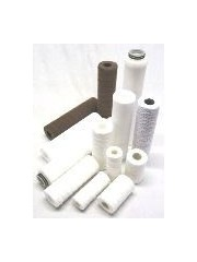 Filter cartridges - depth filtration