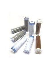 Filter cartridges - water treatment