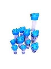 Plastic filter housings polypropylene/polycarbonate TP +