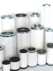 Separators for Vacuum Pumps cylindrical design