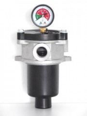 Return Filter MPF 30 max. flow rate 40 l/min - thread G ½""
