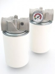 Spin-On In-Line Filter Suction - Return MPS 100 max. flow rate 170 l/min. - thread G 1¼""