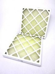 Cellular filters with fibreglass media (FG) Filter classes G2 - G3