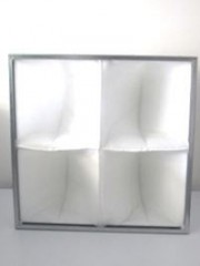 Coarse and fine dust hood filters Filter classes G4 - M5