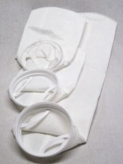 PLX / polyester extended filter bags Filter fineness: 1 µm - 100 µm