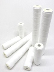 AKPO / Active carbon granulate/polypropylene - filter cartridges