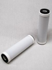 AKPY / Active carbon granulate/polyethylene - filter cartridges