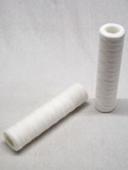 FIB / Fibril filter cartridges (fibreglass-wound)