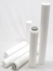 EBC / Polypropylene filter cartridges (bonded)
