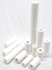 PO / polypropylene filter cartridges (wound)