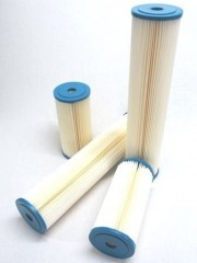 PL BB / polyester filter cartridges