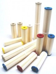 PL / polyester filter cartridges