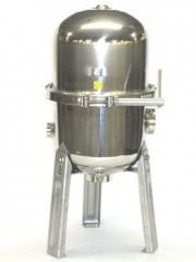 WF 18 housing operating pressure: 10 bar - flow rate: 18000 - 80000 l/h + spare parts and accessories