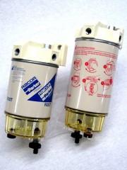 Spin-On diesel fuel filter/water separator - 200 series