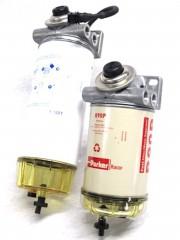 Spin-On diesel fuel filter/water separator - 400 series